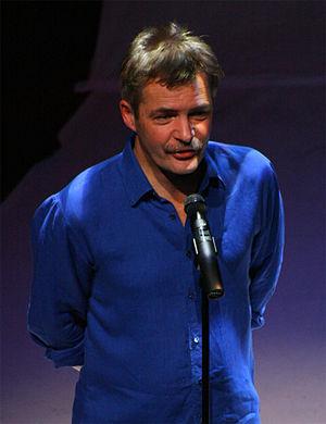 Nederlands: Herman Finkers tijdens de show 'Na...