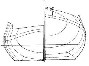 Wieringeraak: Een groot (meer dan 10 meter) vi...